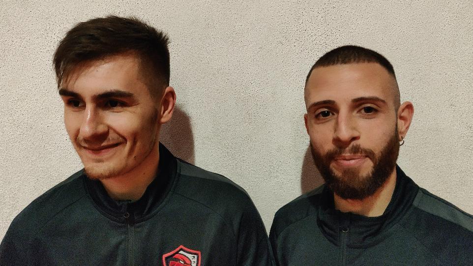 Pettinari – Bergamini, il derby alla Prima Service Eagles